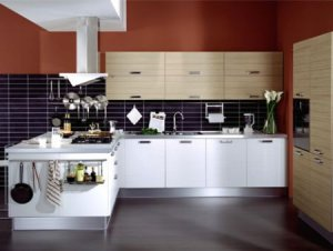 Stunning Cucina Bianca Colore Pareti Gallery - Skilifts.us ...